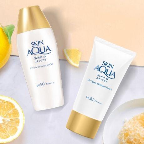 Skin Aqua UV Super Moisture SPF50+ PA++++
