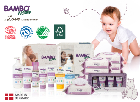 Bambo Nature: Green diapering at its best!