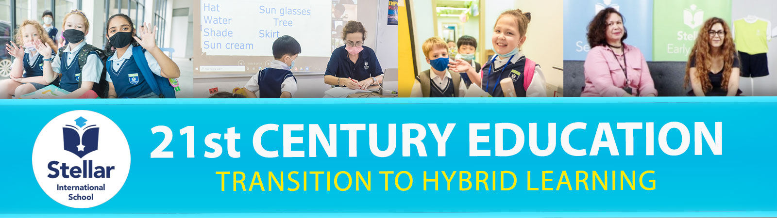 Stellar Hybrid Learning: Transitioning into a New Learning Style